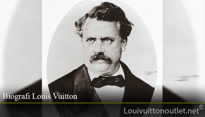 Biografi Louis Vuitton